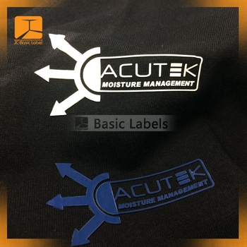 2015 JCBasic new design SGS Heat -transfer Labels With Pyrography for clothing