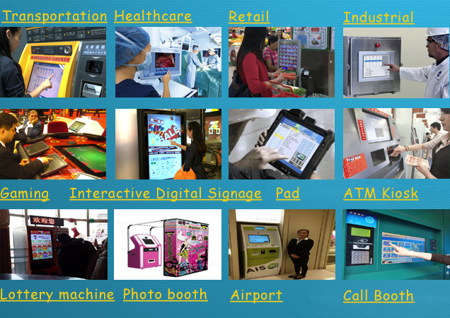 Infrared Touch Screen 12.1-95 Inch Multipoint Touch Panel,2points,4points,6points IR Touch Screen