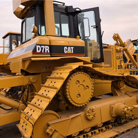 90% new condition competitive price used caterpillar d6g/d6r/d7g/d7r/d8r bulldozer with good working condition for sale