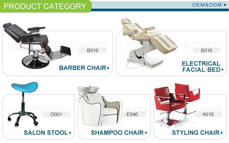 新スタイル高級サロン家具スタイリングチェア理髪美容サロン家具機器