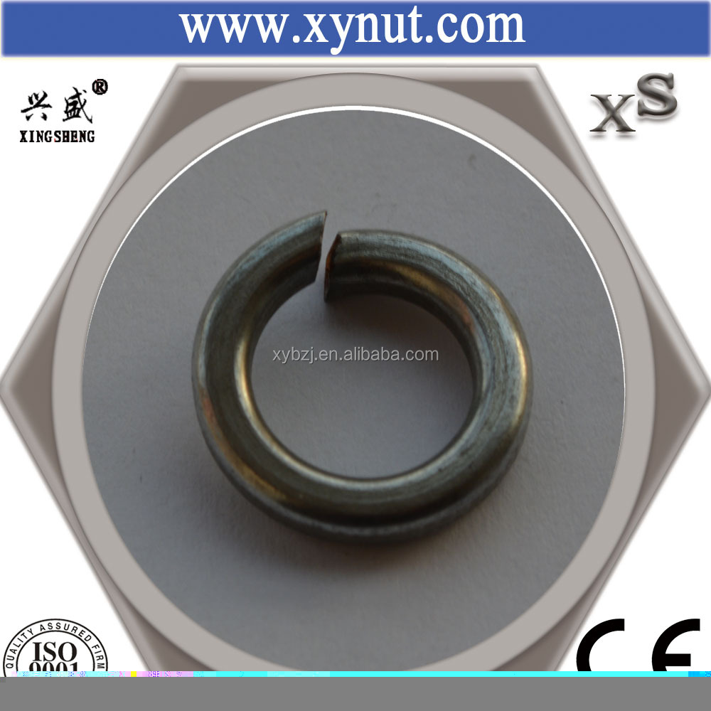 Hdg Din127 Spring Lock Washer