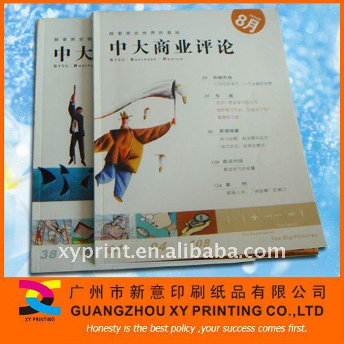 Financial Book Printing Service
