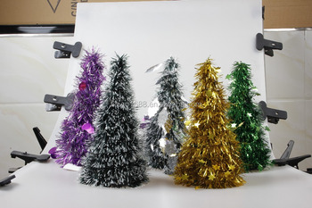 xibao brand mini tinsel high quality decorations china supplier christmas trees for sale online