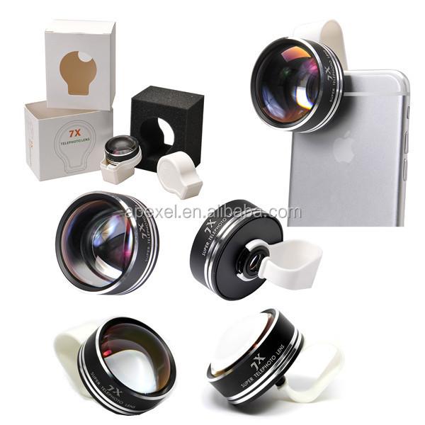 Optical Zoom 7x Telephoto Tele Photo Lens For Iphone Camera Buy 7x
