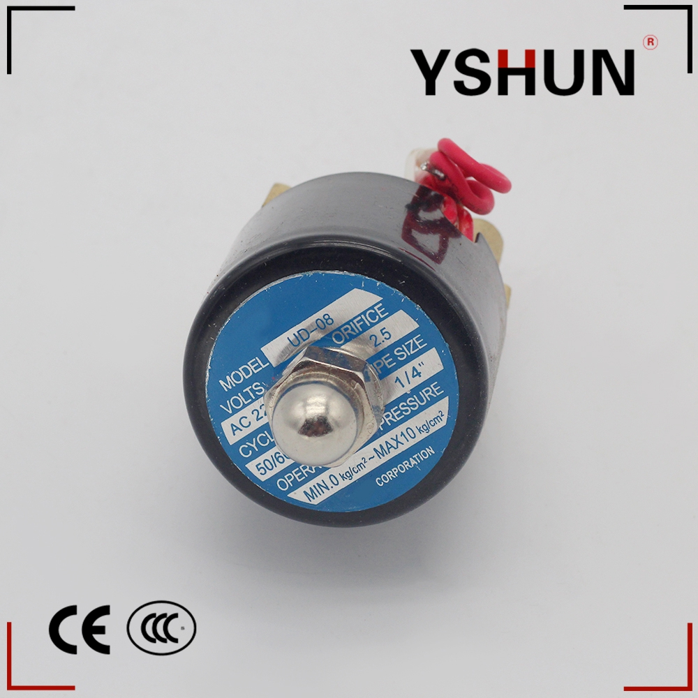 12V Normally closed valve automatic water shut off valve