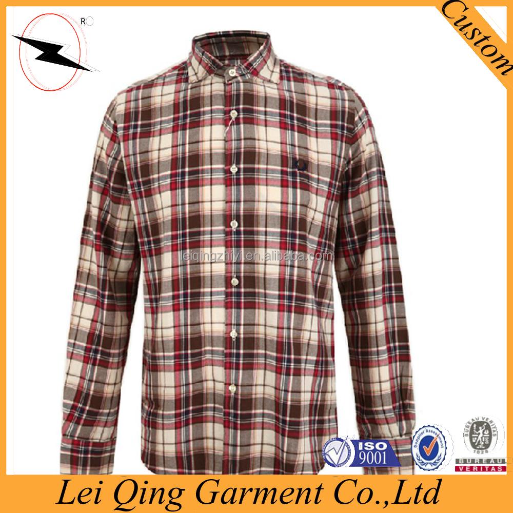 Formal High Quality Clergy Plaid Shirts Men Buy Clergy Shirts Men