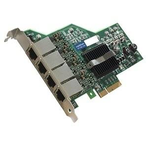 """Addon Hp 593722-B21 Comp. Ethernet Nic W/4 Ports 1Gbase Rj45 Pcie X4 - Pci Express X4 - 4 Port(S) - 4 X Network (Rj-45) - Twisted Pair """"Product Category: Network & Communication/Network Interface Cards"""""""