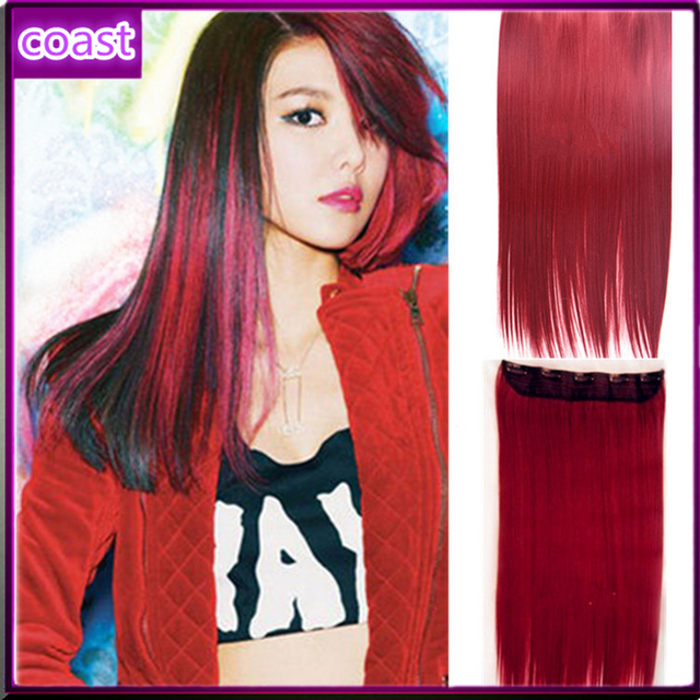 Buy cheap china premium clip hair extensions products find china wholesale burgundy easy clips hair extensions pmusecretfo Choice Image