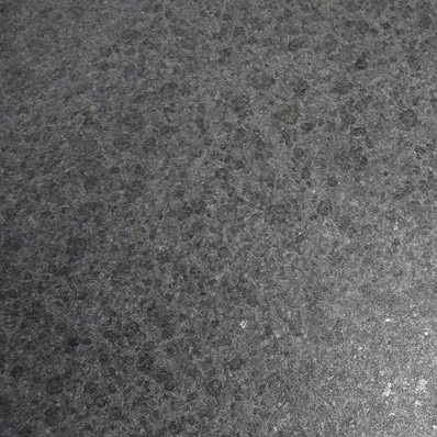 chinese stone suppliers black pearl basalt cobblestone flamed G684 granite tile
