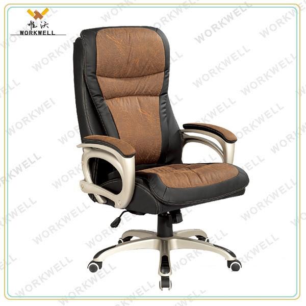 Workwell design moderno mondo convenienza sedia da ufficio kw ...