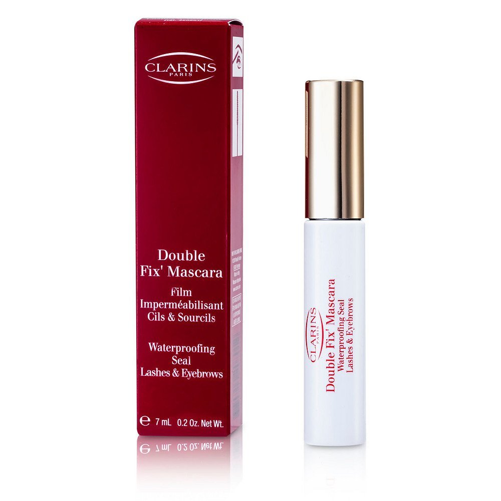 97970742ec0 Get Quotations · Clarins by Clarins Double Fix Mascara ( Waterproofing Seal  Lashes & Eyebrows ) --9ml