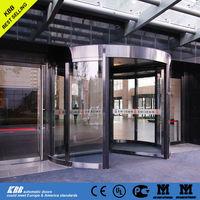 Vietnam Duy Hoang Minh Apartment, automatic revolving door, ISO9001 CE UL certificate
