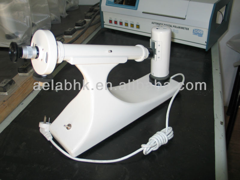 WXG-4 polarimeter instrument with sodium lamp +/- 180 Degree