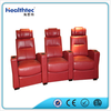 2015 New Factory Direcctly Supply Home Theater Seating leather Cinema Chair