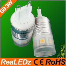 as ShangHai ushine light science and technology 3w g9 LED Light with CE&RoHS