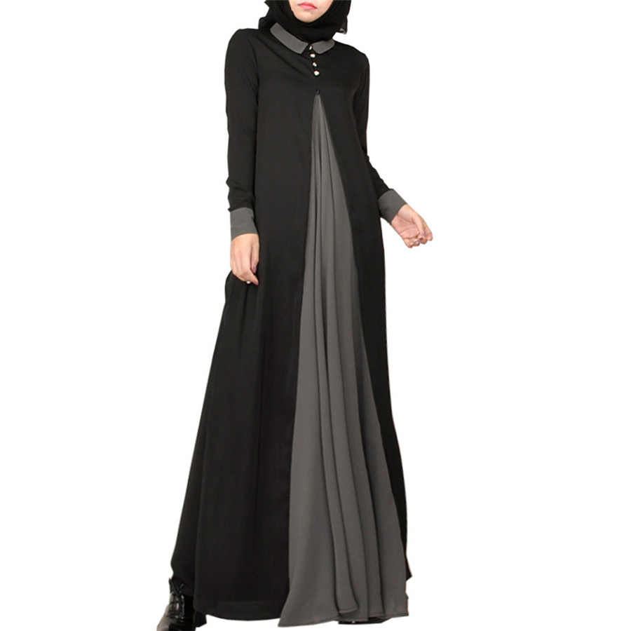cheap and colorful zip abaya