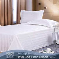 500 Thread Count Wholesale Egyptian Cotton Bed Sheet(SQJC150201)