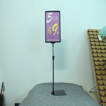 Wholesale Supermarket Plastic Price Sign Pricing Board