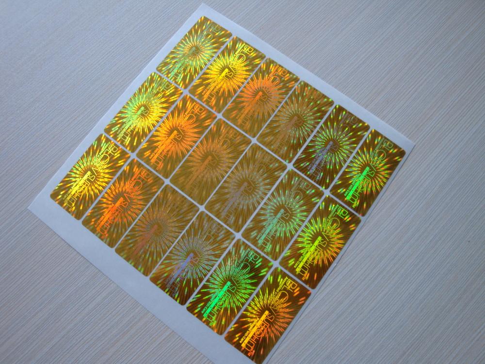 High Quality D Hologram Sticker Printing Cheap Price Custom - Custom sticker printing cheap