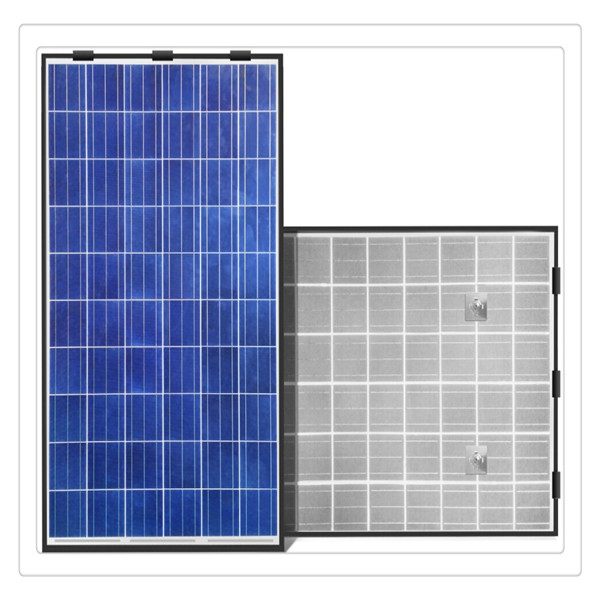 Multifunctional Bases For Solar Panels Used in Off Grid Solar System/ JN