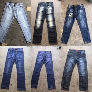 1.9 Dollar GDZW642 Wholesale Stock Styles Assorted denim jean, man jean, jeans