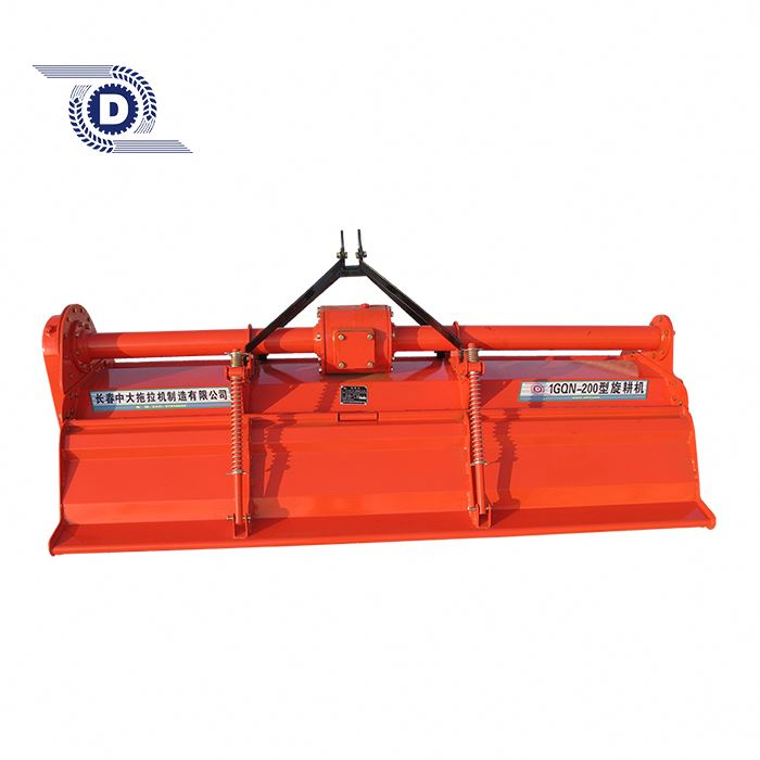 dry land rotary farm cultivator made in china