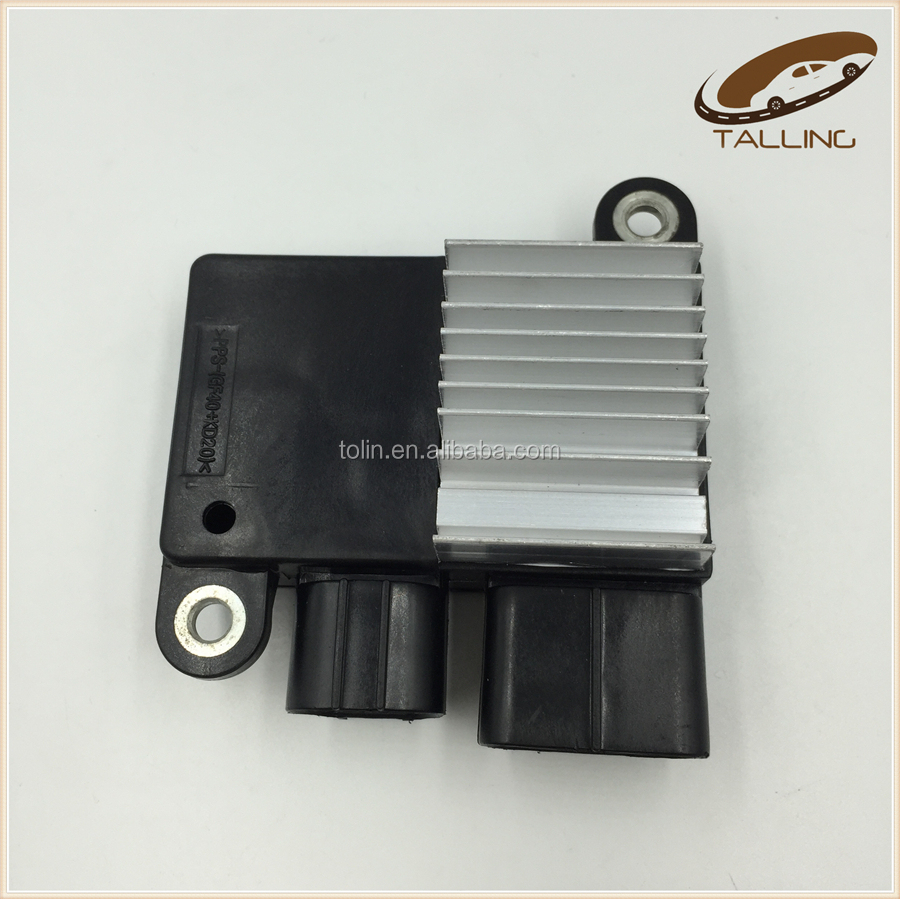 New Cooling Fan Control Unit Module Resistor Use For Toyota Corolla Matrix OEM89257-12010