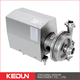 Hotwater Theory Stainless Steel Hygienic Electric Single Stage Water Pump Centrifugal