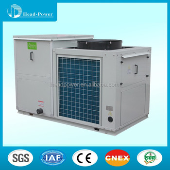12tr Roof Top Mounted Van Refrigeration Units Air Conditioner Integral  Cabinet Central Ac Rooftop Packaged Unit - Buy Rooftop Air