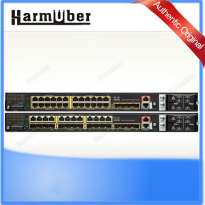 28 Gigabit Ethernet Ports Industrial Ethernet 4010 Series Switches IE-4010-16S12P Network Switches