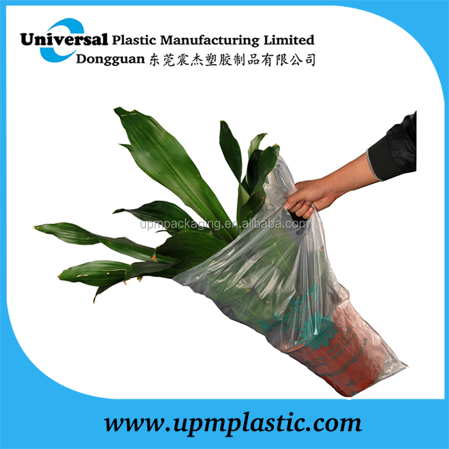 Degradable plastic Plant bag