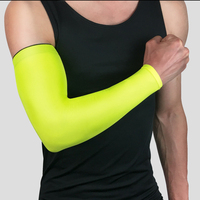 Top Selling Basketball Elastic Polyester Upper Sports Youth Compression Arm Sleeve Protector