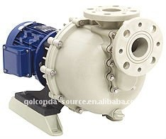 1 HP COAXIAL VACUUM CHEMICAL PUMP (50 HZ) (GS-5584B01)