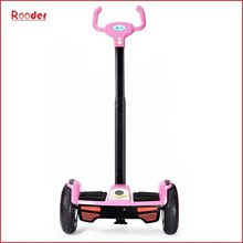 electric scooter 2 wheel Rooder a1 a8 f1 with two 10 inch smart wheel bluetooth