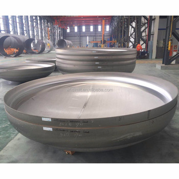 Liquid storage tank head cover dished tank head dished head for diesel tank