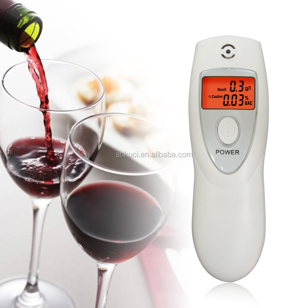 2017 Hot Selling Keychain LED digital Portable electronic police breath wine personal breathalyzers alcohol tester sensor price