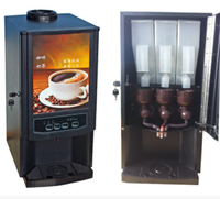 new design different drinks mini instant full-auto coffee vending