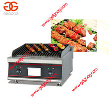Electric Lava Rock Barbecue Vertical Broiler