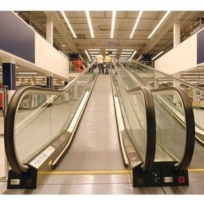 Kone Flat Escalator Ramp,Double-Arc Inclined Moving Walkways