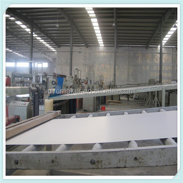 2016 hot sale pvc recycled plastic boards