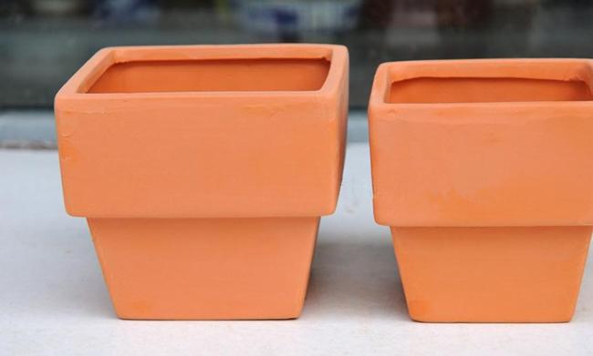 Wholesale Cheap Small Square Terracotta Pots Buy Square