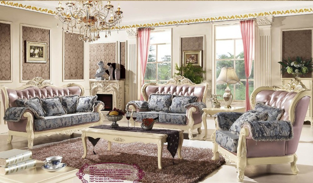 New listing carved romantic European style luxury French ...