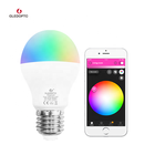 zigbee led smart bulb alexa ceiling fan light bulb covers E27 E26 6w led g4 rgbcct led light work with home assistant