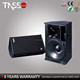 TASSO bands speaker sound speakers system for supermarket systems