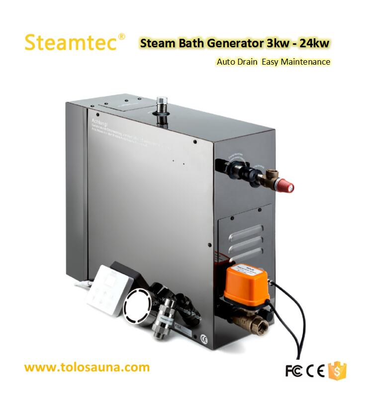 China Suppliers Portable Sauna Steam Generator Price, Steam Bath Generator Price
