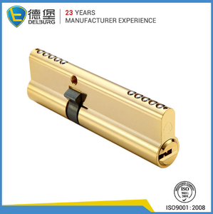 High security round gas cylinder euro door faultless locks