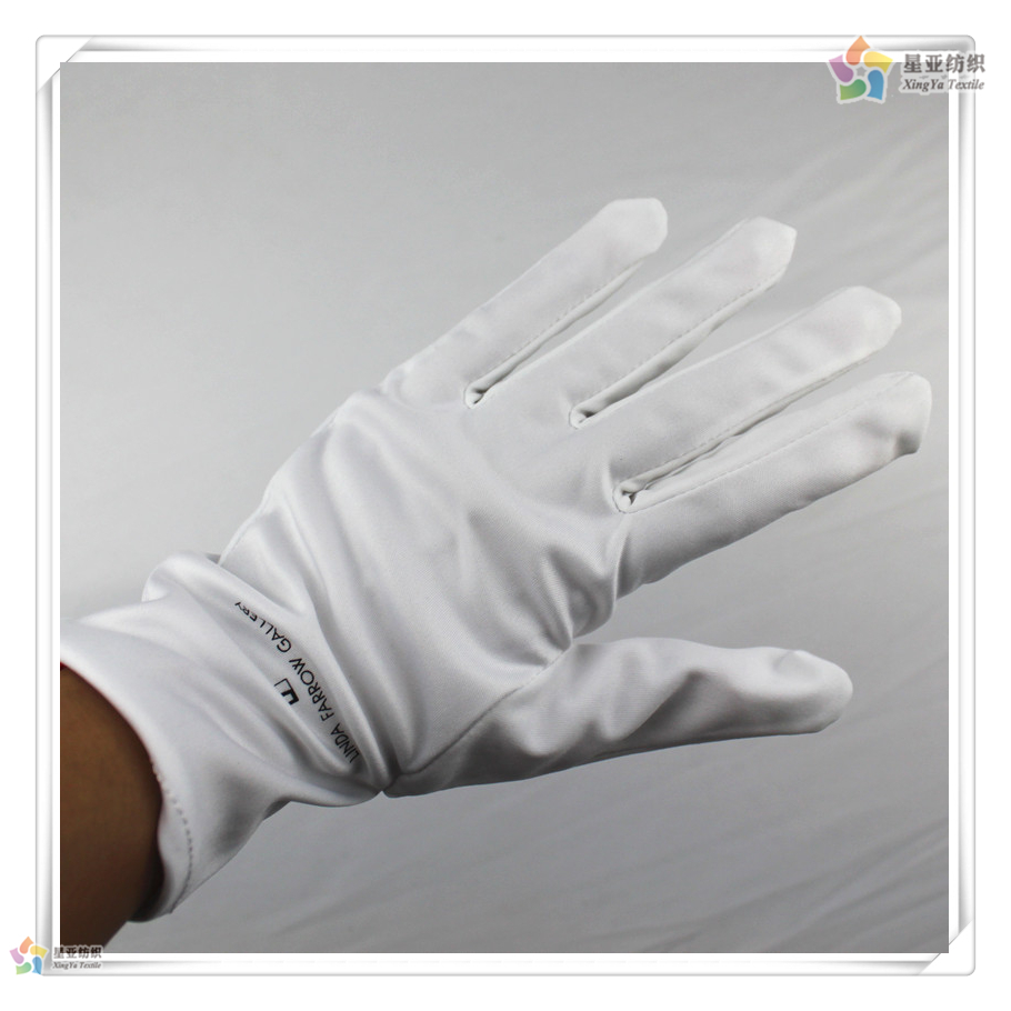 Black microfiber jewelry gloves - Microfiber Clean Gloves Black Gloves Jewelry Gloves