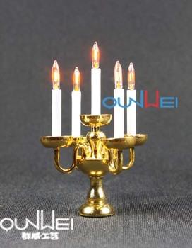 112 schaal poppenhuis miniatuur speelgoed lichten miniatuur lampen 12 v led qw21041