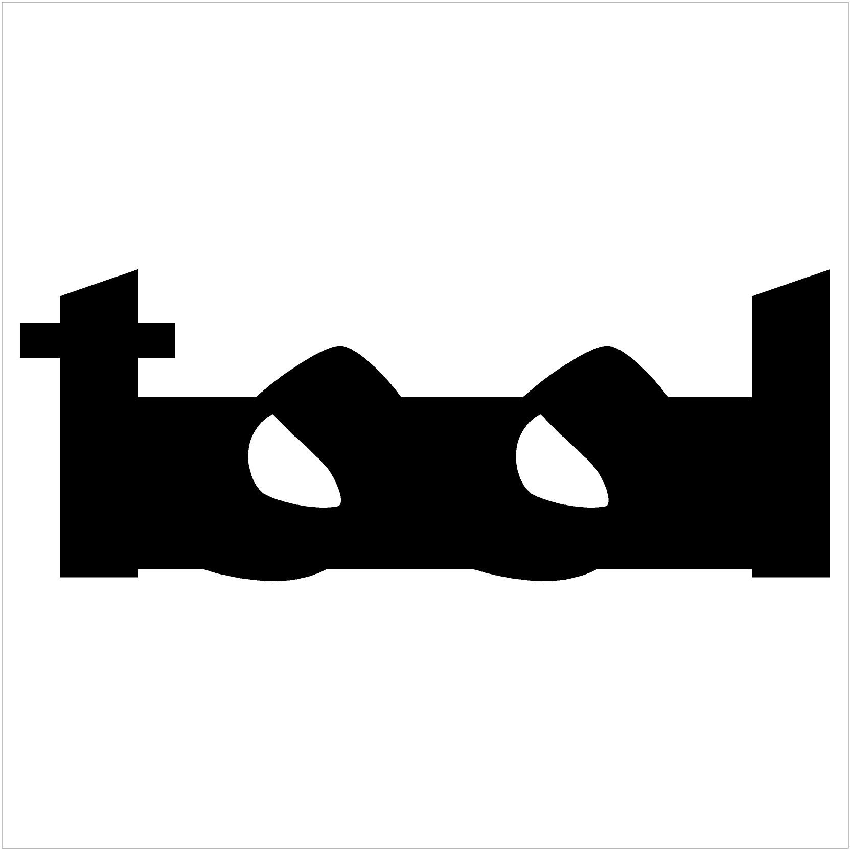 Get quotations · tool band logo vinyl decal sticker 6 black