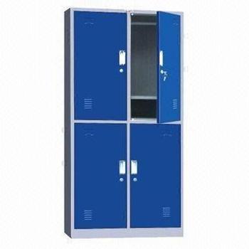 Stainless steel bedroom furniture 4 door wardrobe buy - Stainless steel bedroom furniture ...